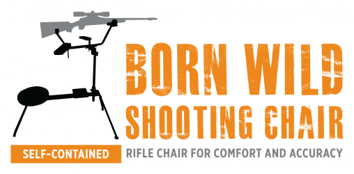 Born Wild Shooting Chairs